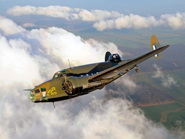 DH-82A Tiger Moth