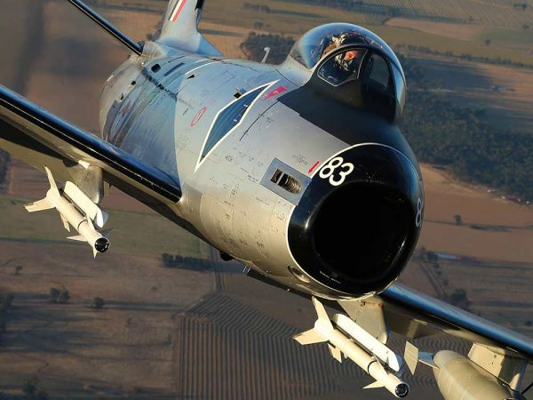 RAAF CA-27 Sabre