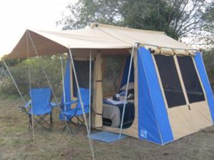 Squadron tents