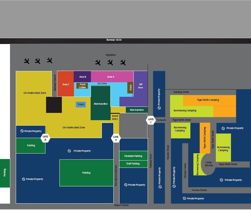 Site Map TAFCS V3