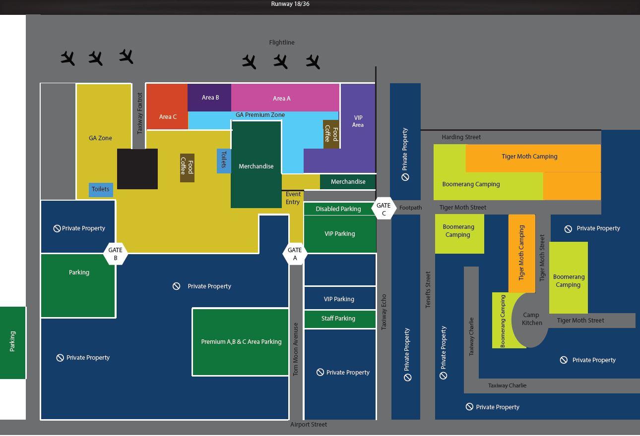 Site Map TAFCS V4