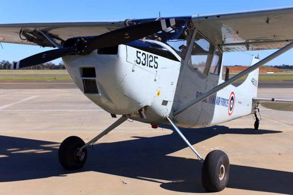 Cessna 0-1G Birddog