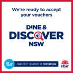 Dine & Discover logo